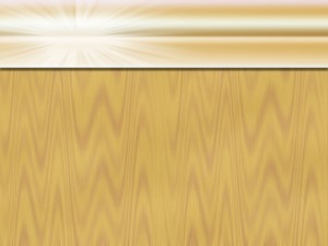 Wood Panel Shiny Gold Heading Powerpoint MediaShout Worship Backgound 4:3 Ratio